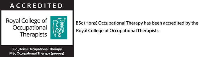BSc Occupational Therapy